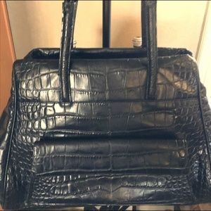 Natori Bags - Natori Travel Carry On HandBag Black
